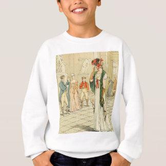 ルーバーの彫刻のギャラリー スウェットシャツ
