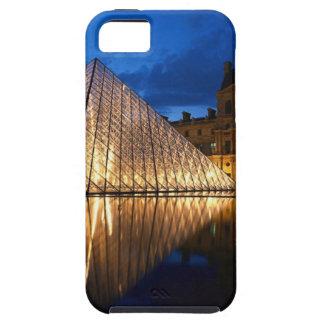 ルーバー博物館、パリ、フランスのピラミッド iPhone 5 Case-Mate ケース