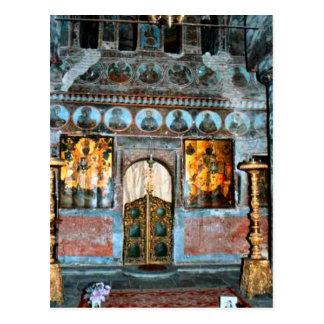 ルーマニアのドラキュラの墓、ぬか、Transylvannia、 ポストカード