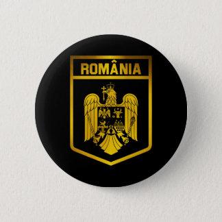 ルーマニアの紋章 缶バッジ