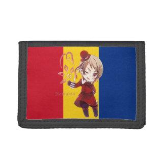 ルーマニアの財布