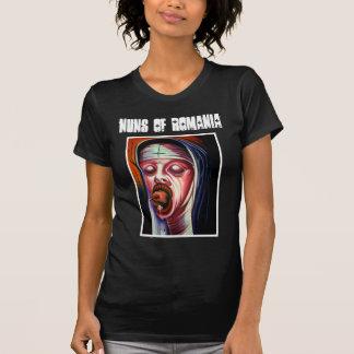 ルーマニアのTシャツの尼僧 Tシャツ
