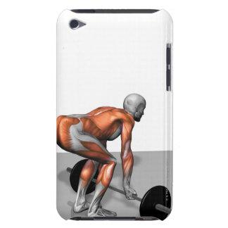 ルーマニア語Deadlift 2 Case-Mate iPod Touch ケース