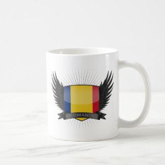 ルーマニア コーヒーマグカップ