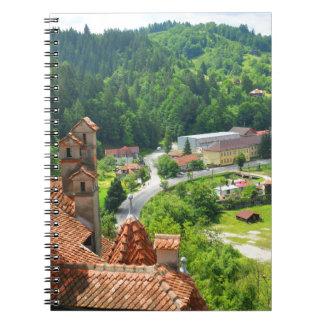 ルーマニア ノートブック