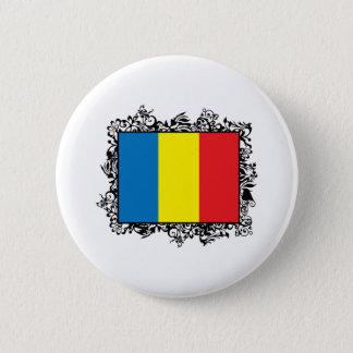 ルーマニア 缶バッジ