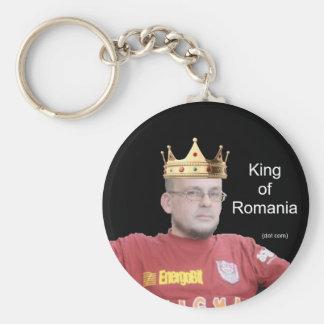 ルーマニア- keychainの王 キーホルダー