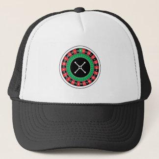 ルーレット盤の帽子 キャップ