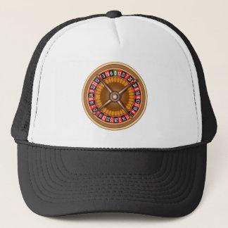ルーレット盤の帽子-色を選んで下さい キャップ