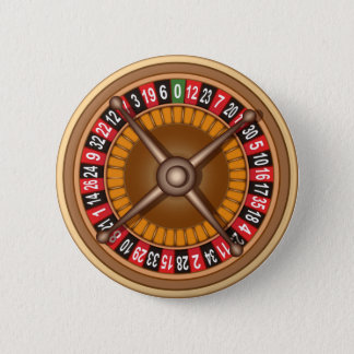 ルーレット盤ボタン 缶バッジ