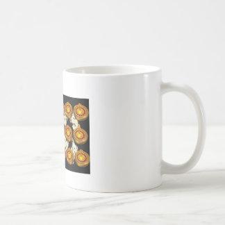 ルーレット盤 コーヒーマグカップ