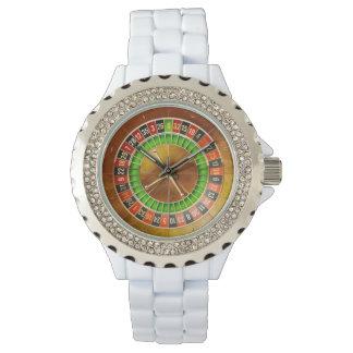 ルーレット盤 腕時計