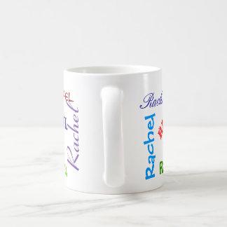 レイチェルのマグ コーヒーマグカップ