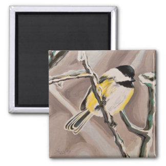レイチェルの《鳥》アメリカゴガラ マグネット