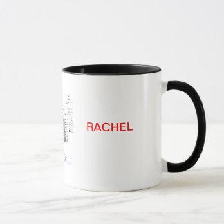 レイチェルCoulexのマグ マグカップ