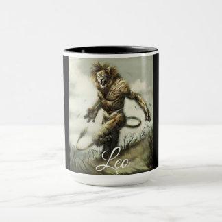 レオのコーヒー・マグ。 マグカップ