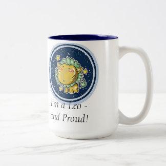 レオのマグ ツートーンマグカップ