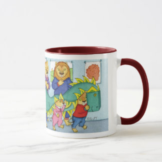 レオのマグ マグカップ
