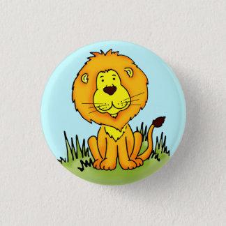 レオのライオンボタン 缶バッジ