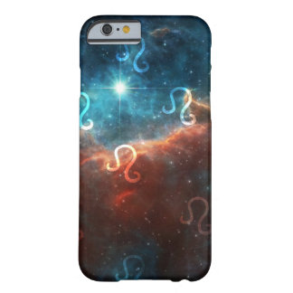レオの宇宙 BARELY THERE iPhone 6 ケース