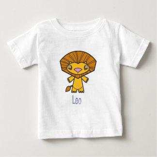 レオの幼児Tシャツ ベビーTシャツ