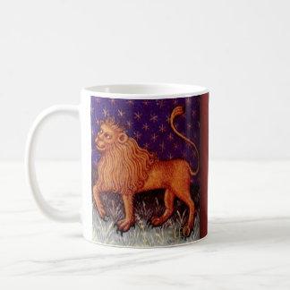 レオの歴史的マグ コーヒーマグカップ