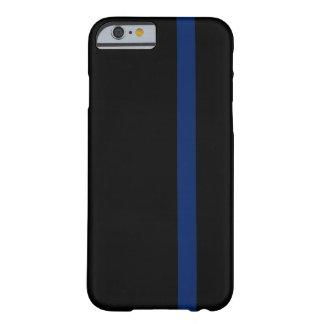 レオの薄いブルーライン BARELY THERE iPhone 6 ケース