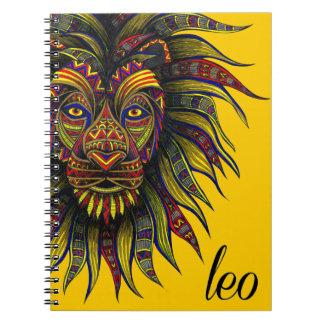 レオの記号 ノートブック
