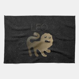 レオの金印 キッチンタオル