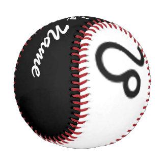 レオの(占星術の)十二宮図の記号の標準 野球ボール