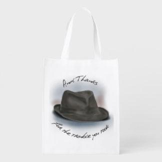 レオナルド1のための帽子 エコバッグ