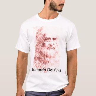 レオナルド・ダ・ヴィンチのTシャツ Tシャツ