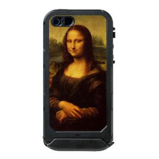 レオナルド・ダ・ヴィンチモナ・リザのファインアートの絵画 ウォータープルーフiPhone SE/5/5sケース