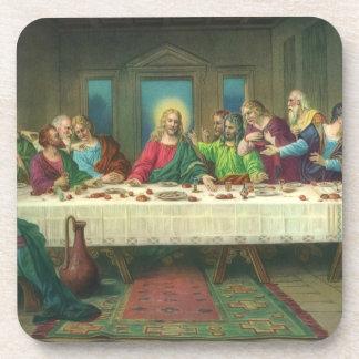 レオナルド・ダ・ヴィンチ著最後の晩餐 コースター
