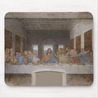 レオナルド・ダ・ヴィンチ著最後の晩餐 マウスパッド