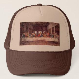 レオナルド・ダ・ヴィンチ著最後の晩餐、ルネサンス キャップ