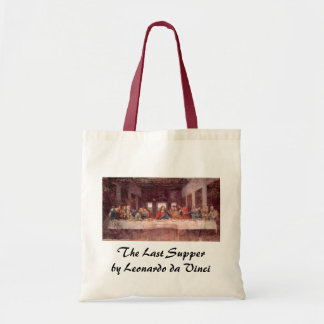 レオナルド・ダ・ヴィンチ著最後の晩餐、ルネサンス トートバッグ