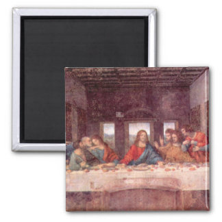 レオナルド・ダ・ヴィンチ著最後の晩餐、ルネサンス マグネット