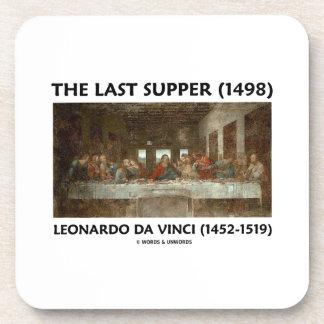 レオナルド・ダ・ヴィンチ著最後の晩餐(1498年) コースター