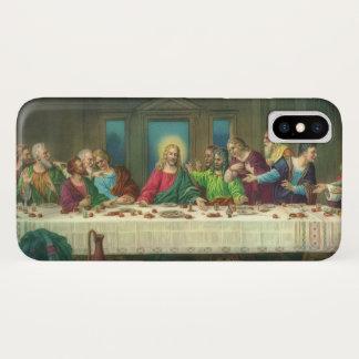 レオナルド・ダ・ヴィンチ著最後の晩餐 iPhone X ケース