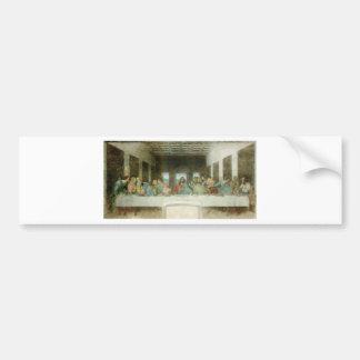 レオナルド・ダ・ヴィンチc. 1495-1498年著最後の晩餐 バンパーステッカー