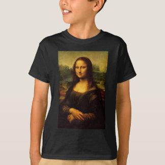 レオナルド・ダ・ヴィンチc. 1503-1505年著モナ・リザ tシャツ