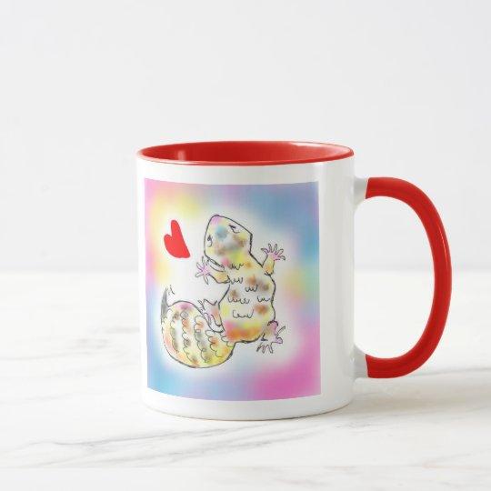 レオパードゲッコーちゃん マグカップ