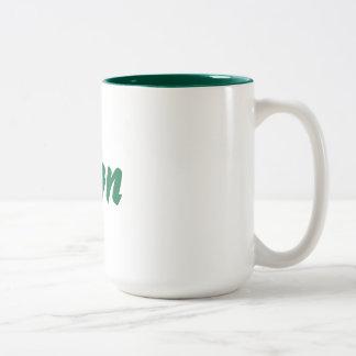 レオン ツートーンマグカップ