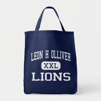 レオンH Olliver -ライオン-後輩-ベーカーズフィールド トートバッグ