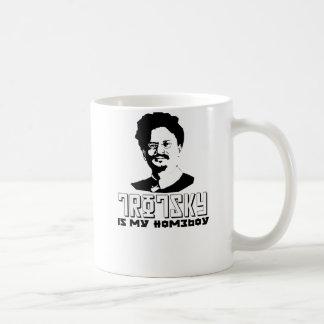 レオンTrotskyは私の同郷人です コーヒーマグカップ