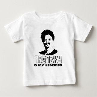 レオンTrotskyは私の同郷人です ベビーTシャツ