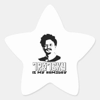レオンTrotskyは私の同郷人です 星シール