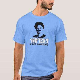 レオンTrotskyは私の同郷人です Tシャツ