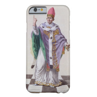 レオ法皇「Receuil des EstampesからのIII (795-816)、 Barely There iPhone 6 ケース